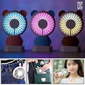LED핸디선풍기/휴대용선풍기-고품질-정품