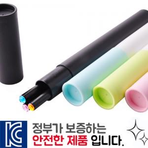 인젝션 보석연필 3P [원통세트]가격:874원