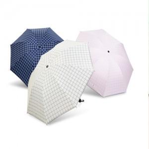 체크우산 자외선차단 우산/양산/UV/암막