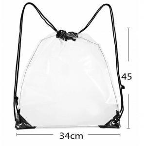 썸머 투명 가방.비치백.수영가방. 헬스가방. 요가가방