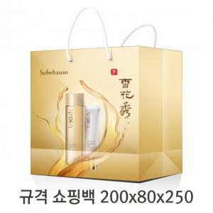 규격 칼라 코팅 쇼핑백 110호