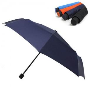 노브랜드 3단 솔리드 수동우산
