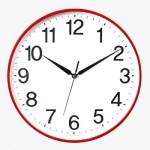 네티벽시계