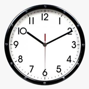200볼록벽시계