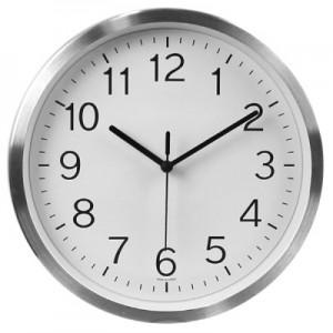 250알미늄벽시계