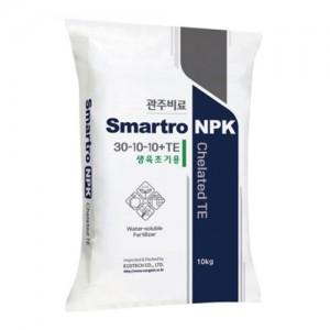 Smartro NPK 30-10-10 10kgX[5포 묶음] - 생육초기용 수용성 복합비료가격:138,000원