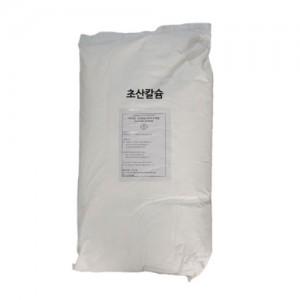 초산칼슘 (25kg)x[5포 묶음] - 유기칼슘비료, 액비원료가격:560,000원
