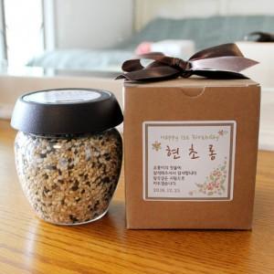 매화꽃 혼합5곡 400g