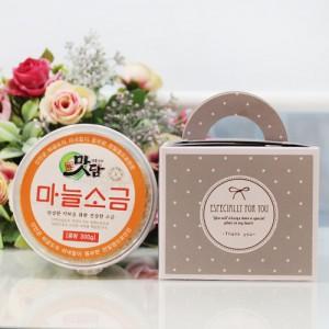 스노우데이 맛담색소금300g(마늘,톳,시금치,복분자)가격:2,558원