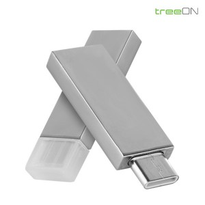 트리온 메탈 C타입 OTG USB 4G