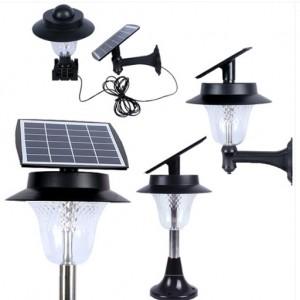 태양광 60구 다기능 LED 정원등