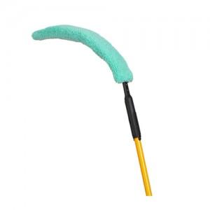 극세사 먼지청소 헤드+봉 세트  (먼지털이 리필 2개 무료증정)