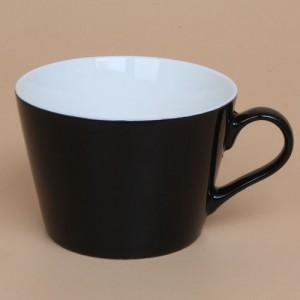 디저트 대형 머그컵 470ml 블랙
