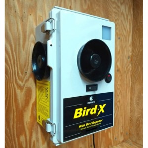 Bird-X (3Way) 버드-엑스(쓰리웨이) 유해조류 초음파퇴치기