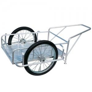 알루미늄 리어카 박스 4개 26인치 에어바퀴