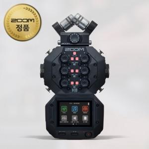 줌ZOOM H8  전문가 연주 녹음
