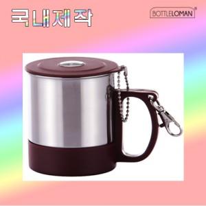[보틀로만] 마운틴 등산컵(나침반) 230ml