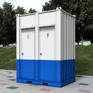 컨테이너형 이동식 화장실 KCT02 (2조)