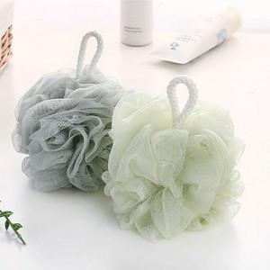 꽃모양 목욕 샤워 타올
