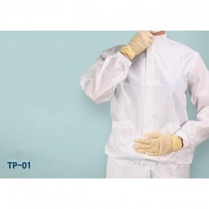 경제적인 TP-01 방진복/제전복/무진복 투피스 C카라형