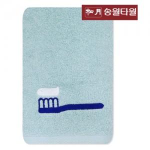 칫솔 타월 기념선물세트