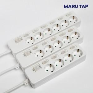 다조아 개별 멀티탭 5구 1.5M (5개)가격:48,600원