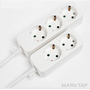 일반 멀티탭 전기코드 3구 5M (5개)_다조아가격:33,600원