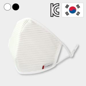 100% 국내생산 구리원사 CU+ 마스크(1매입) 숨쉬기 편한 원단 비말차단 발수코팅 비불소가격:6,500원