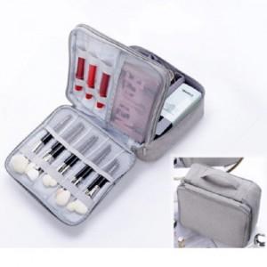 비브라토 최신 메이크업 박스 미용가방 네일가방 필수 화장품정리함 CAH309