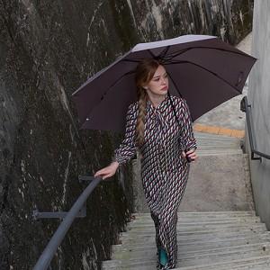 [실속형]거꾸로 3단 양우산 와푸 27인치