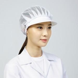 여성용 망사 위생모자 SDC – 03