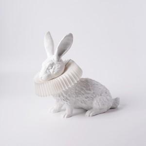토끼 조명 - 스쿼트