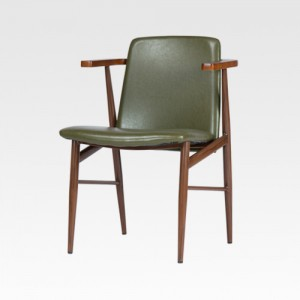 SC563 그린PU 의자