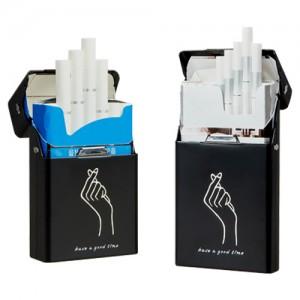천연자개 담배케이스