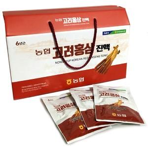 고려홍삼진액 명절선물/선물세트