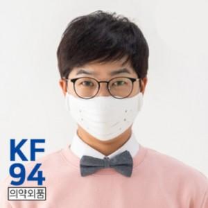 KF94 (성인용)오펜가드 화이트 1개+필터 6매