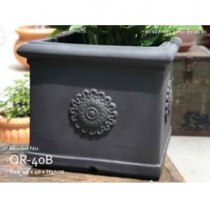 사각 이태리 PE 모던팟 화분 QR-40/QR-45/QR-60가격:113,000원