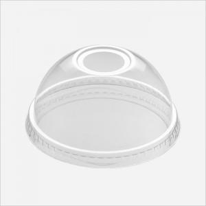 PET 음료컵 뚜껑 SD-92 (92파이용 돔뚜껑 / 타공) 1000EA/BOX가격:31,000원