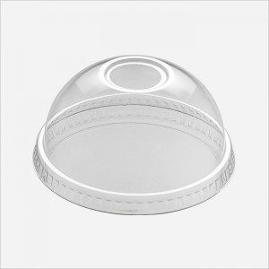 PET 음료컵 뚜껑 SD-98 (98파이용 돔뚜껑 / 타공) 1000EA/BOX가격:35,000원