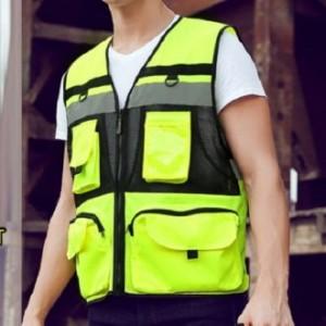 에코라이프 3D 최신 고급 입체 필수 안전조끼 CAH303가격:30,739원