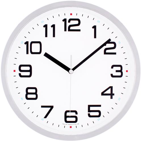 코렌크롬벽시계 JS3603